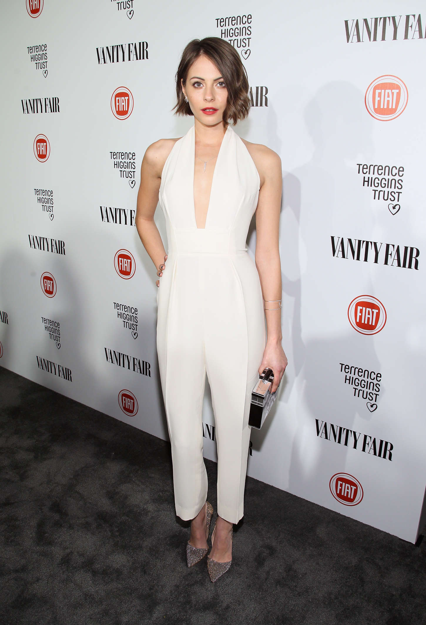 Willa Holland Vanity Fair and FIAT Celebration of Young Hollywood in Los Angeles
