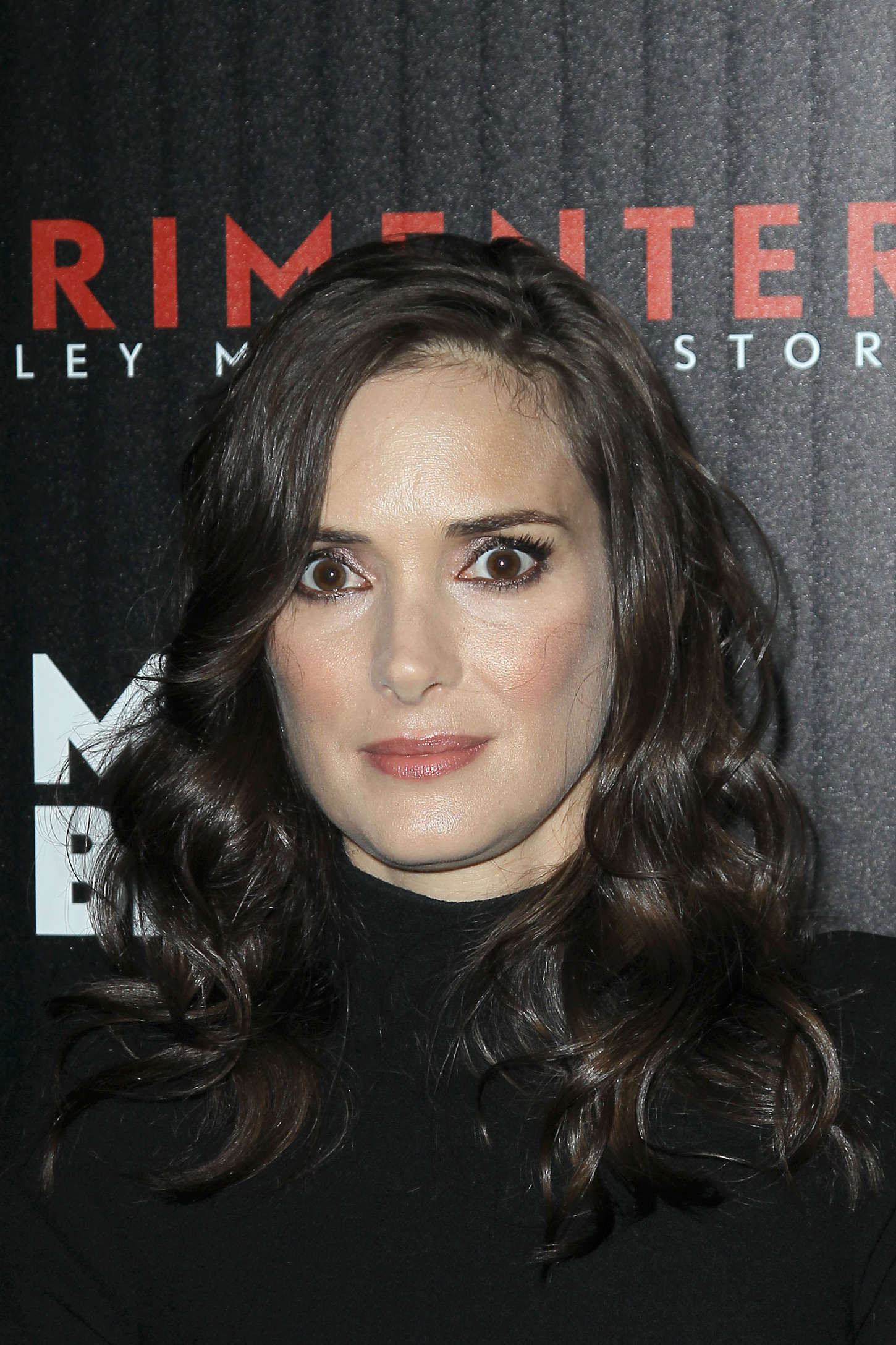 Winona Ryder Experimenter Premiere during the New York Film Festival