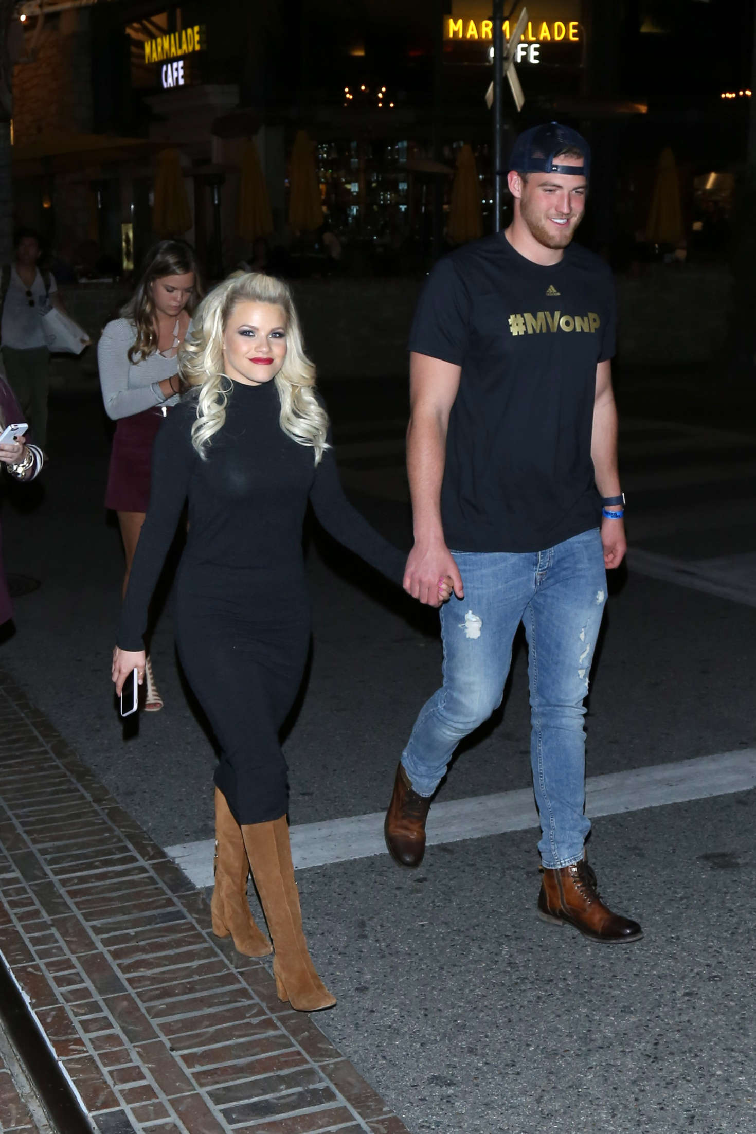 Witney Carson Heads to Mixology101 after DWTS Competition in Los Angeles