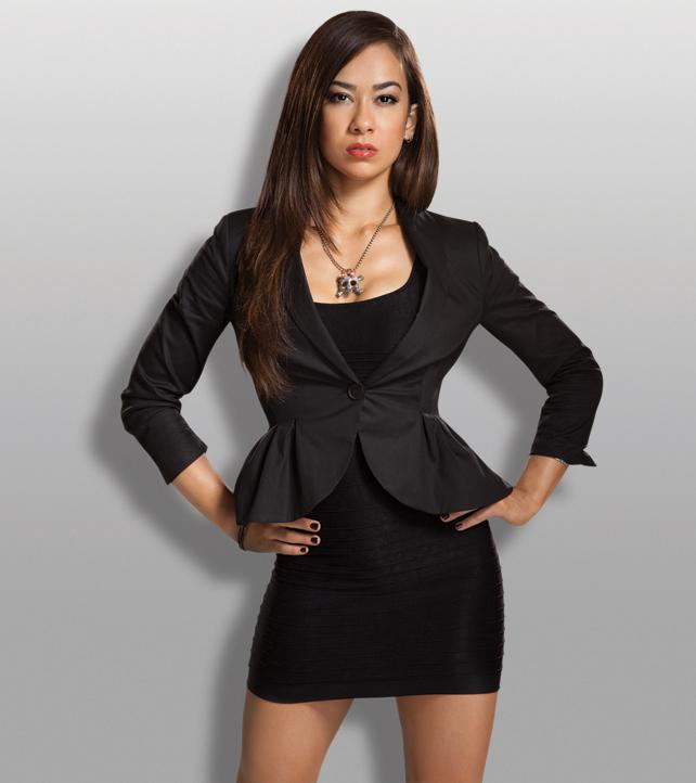 WWE Divas AJ Photoshoot