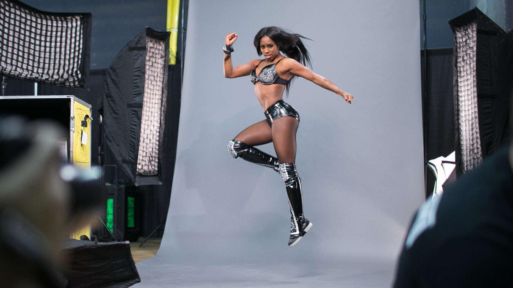 WWE Divas Photoshoot Outtakes