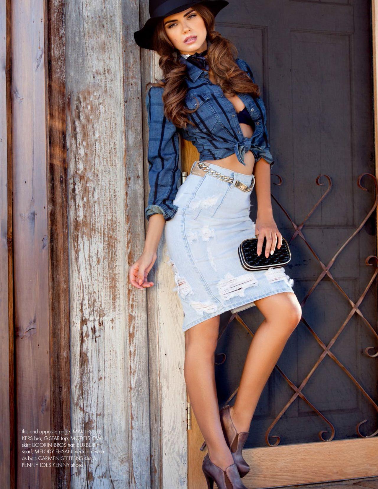 Xenia Deli Love FMD Magazine