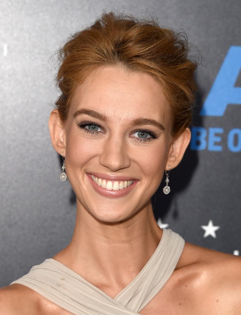 Yael Grobglas Annual Critics Choice Television Awards in Beverly Hills