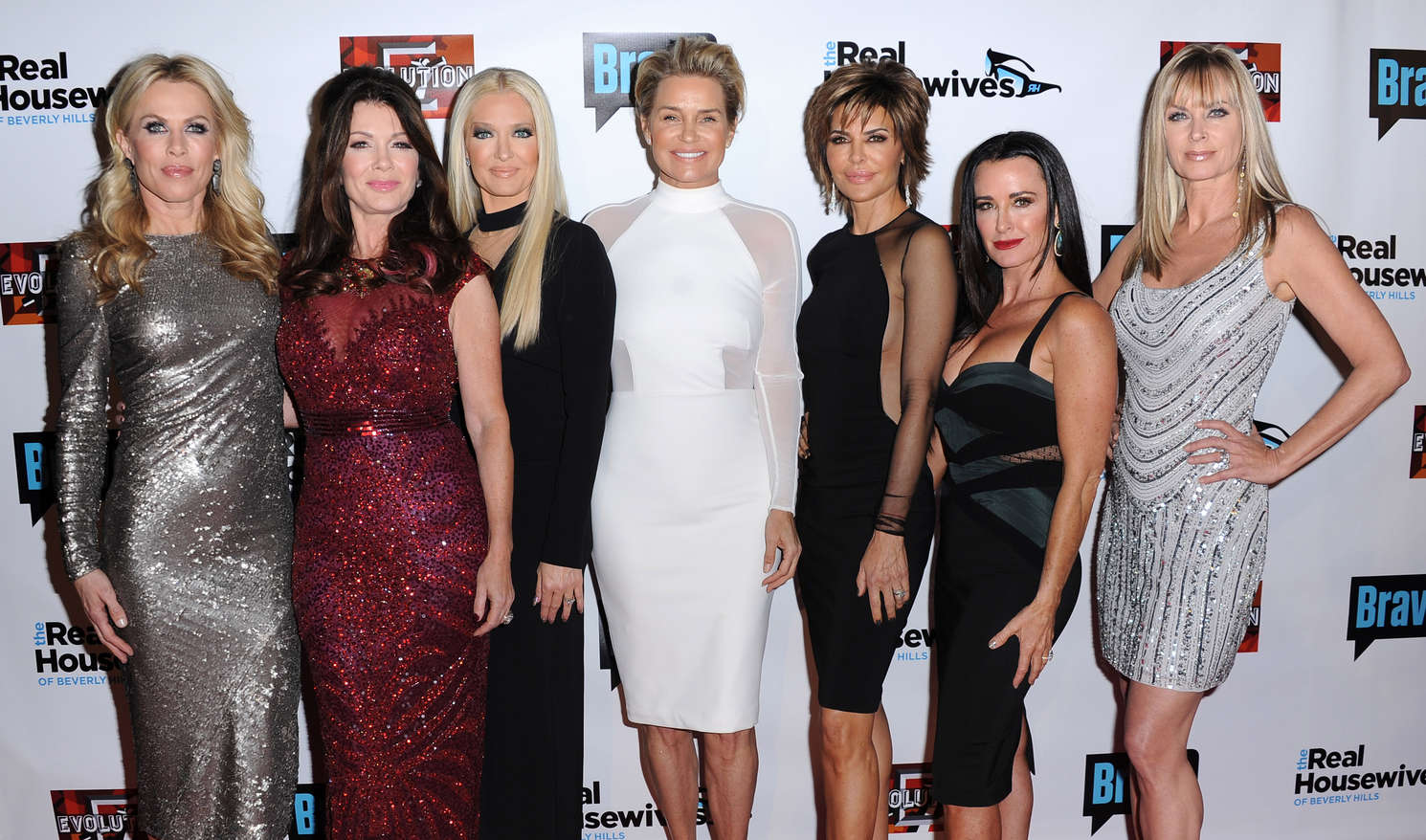 Yolanda Foster The Real Housewives Of Beverly Hills Season Premiere Party in Hollywood