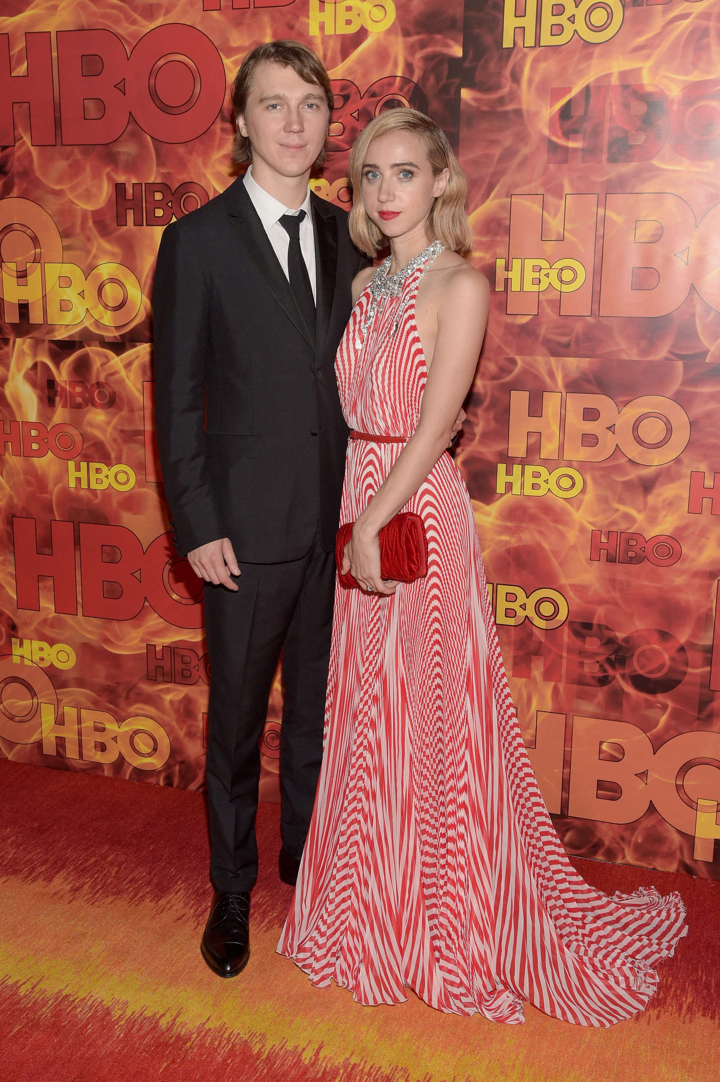 Zoe Kazan HBO's Official Emmy After Party in Los Angeles
