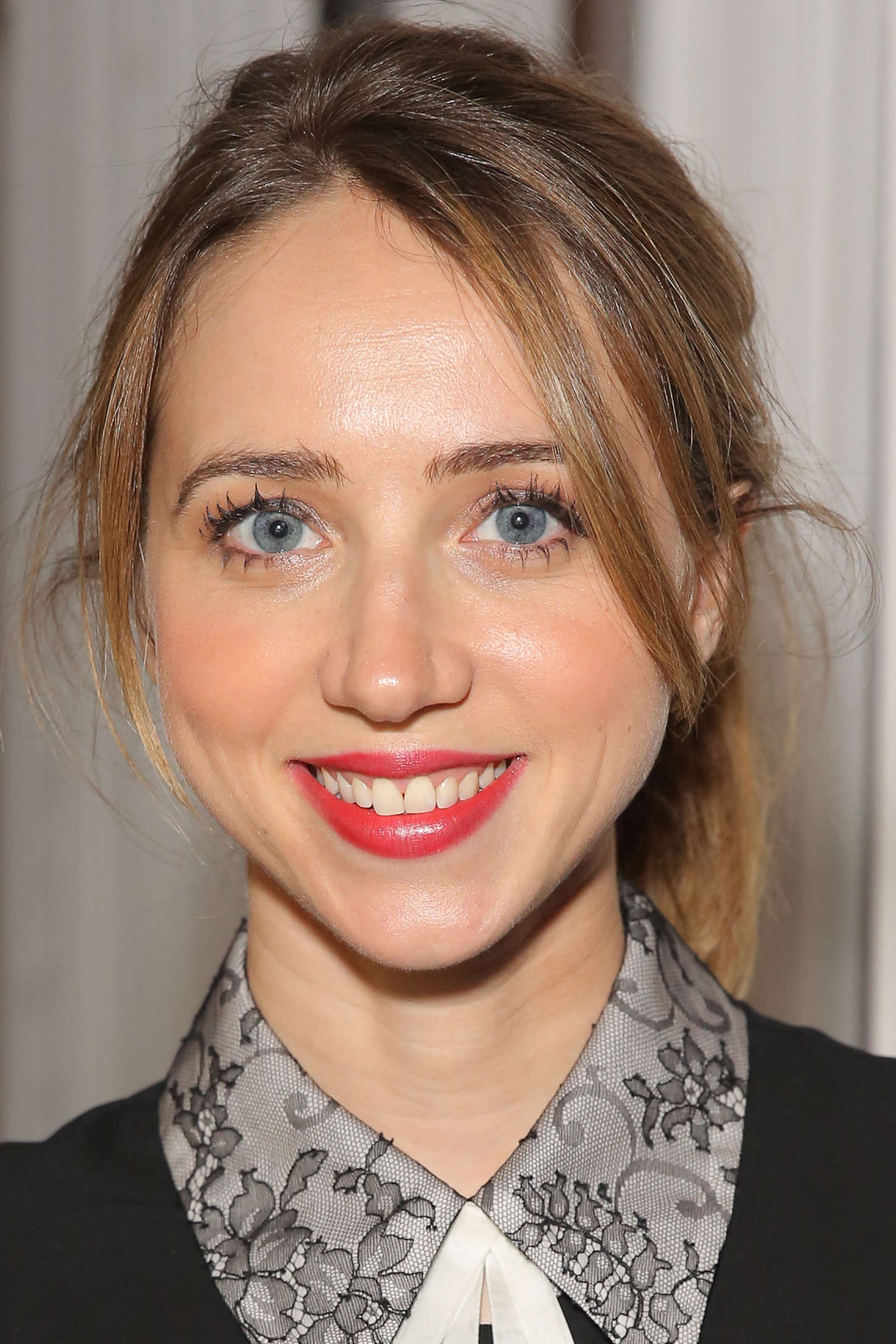 Zoe Kazan HONOR Fashion Show in New York
