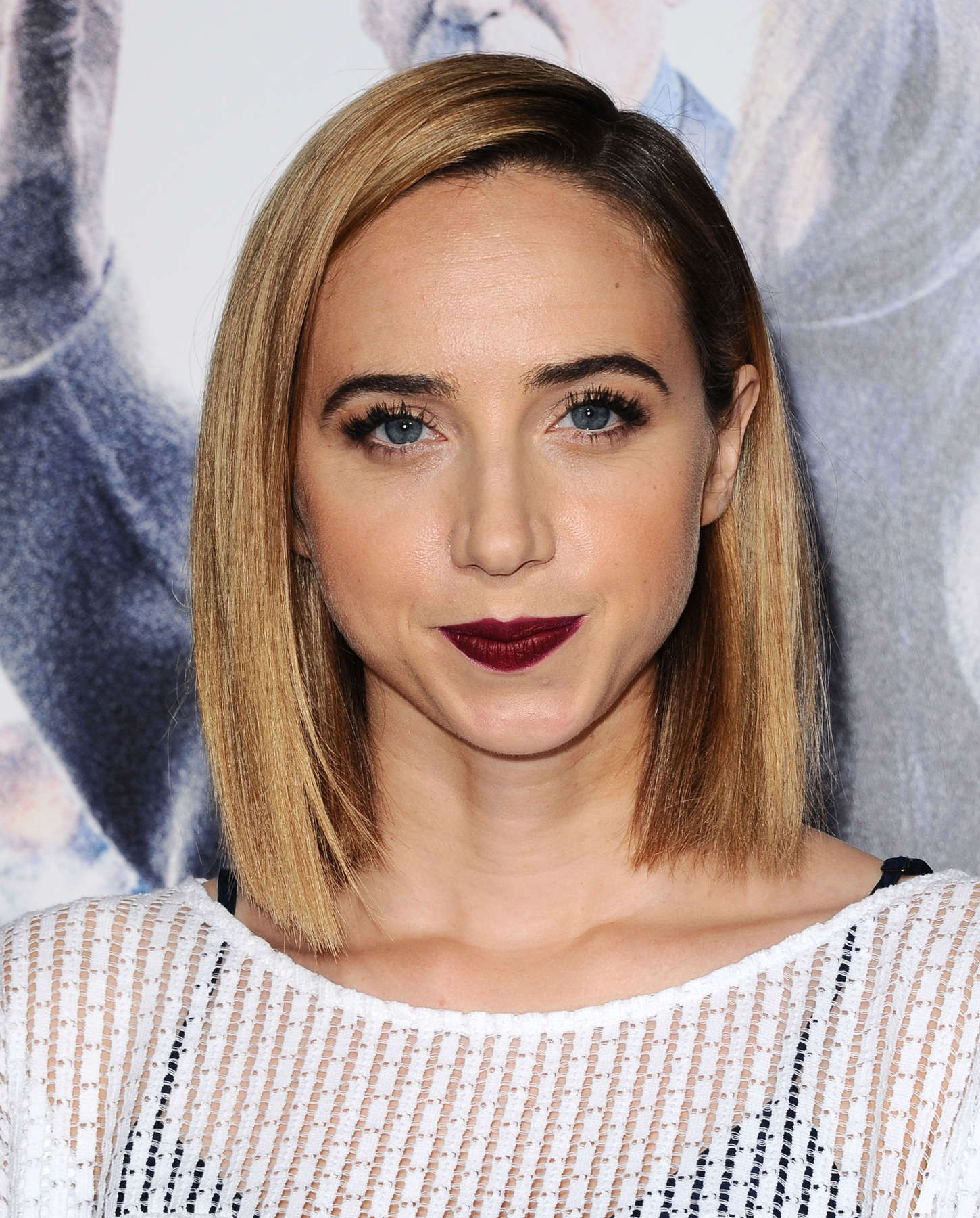 Zoe Kazan Our Brand Is Crisis Premiere in Hollywood