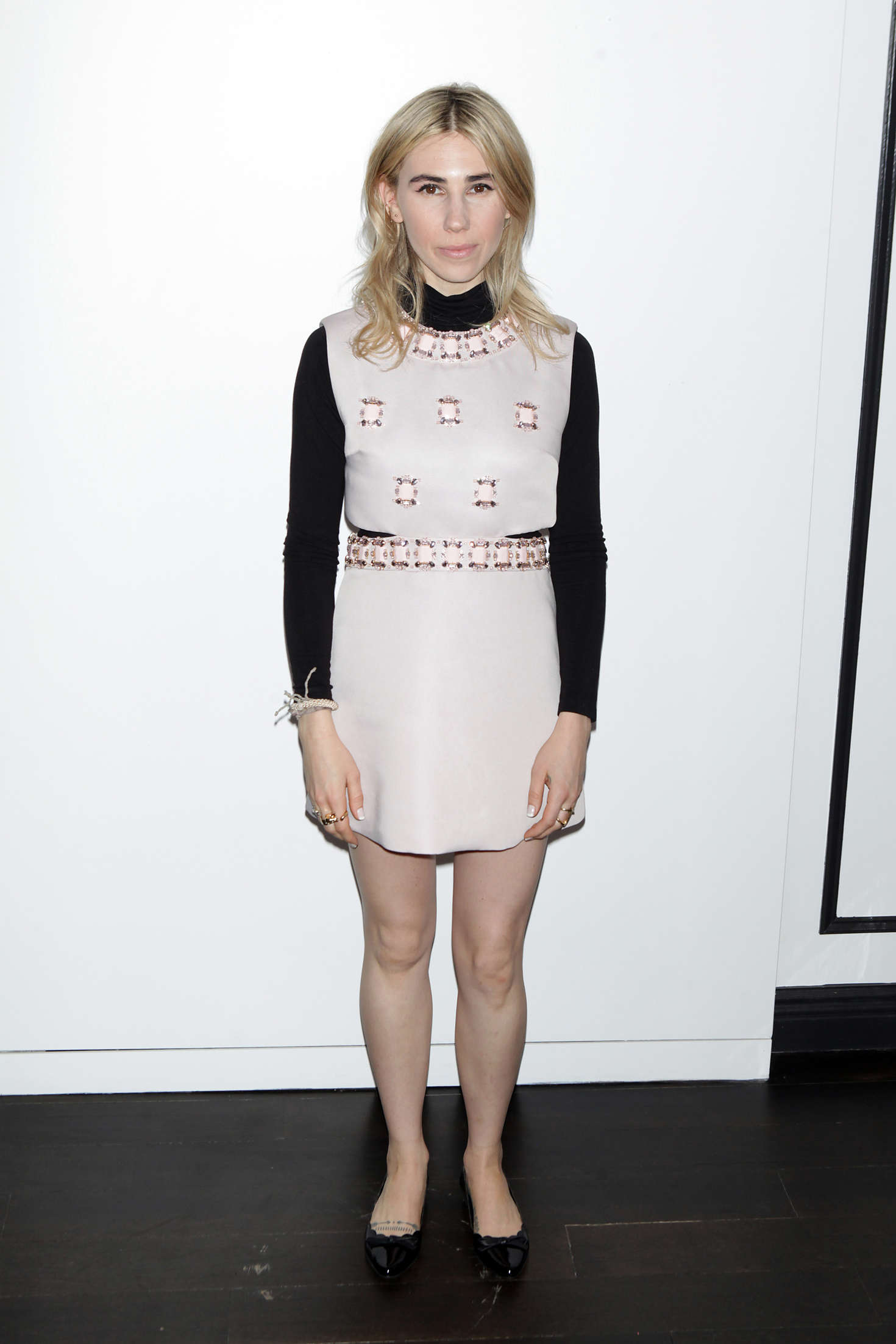 Zosia Mamet Kate Spade New York Housewarming Pop Up Event in New York